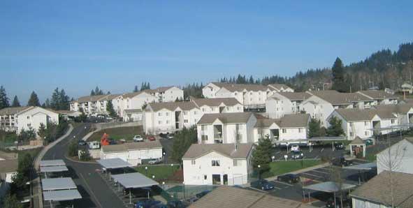 Oregon City Apartments