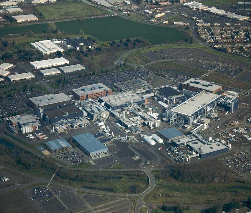 Intel Jones Farm Campus Map.Relocate To Hillsboro Oregon Relocation Information