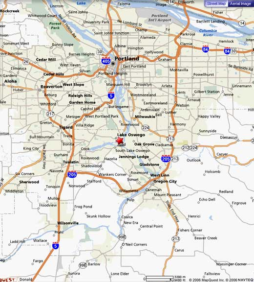 Lake Oswego Zip Code Map.Relocate To Lake Oswego Oregon Relocation Information