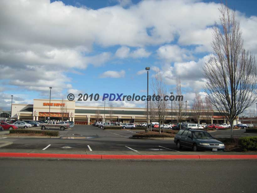 Airport Way Collection Northeast Portland Oregon City