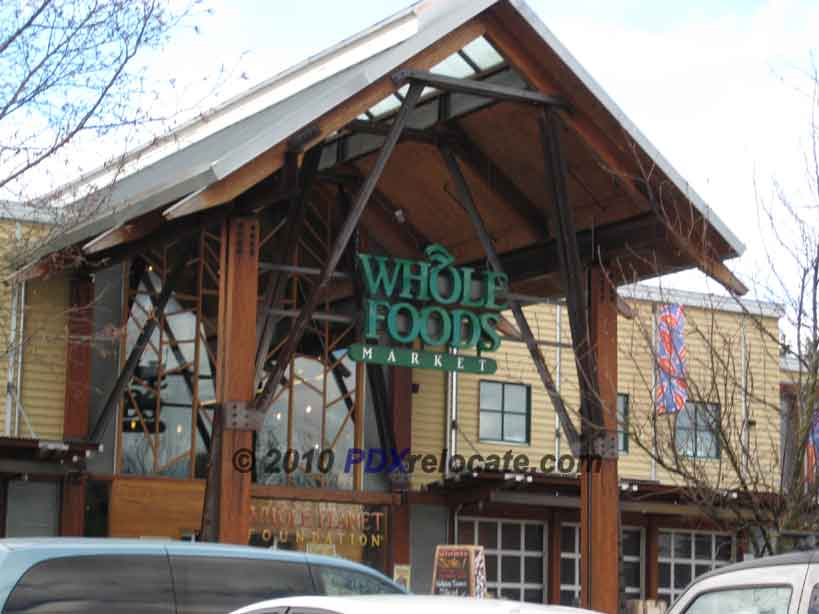Whole Foods Hollywood Pdx