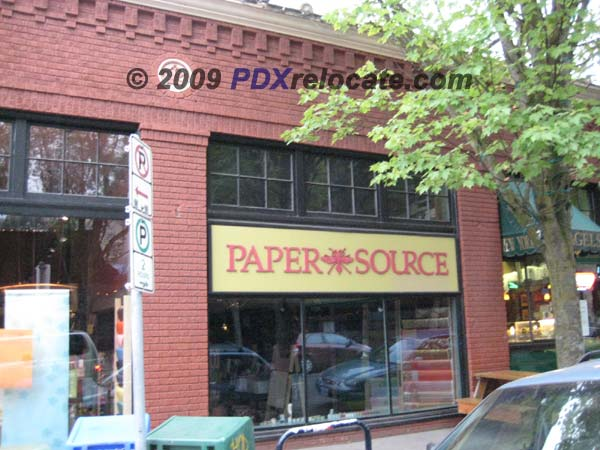 paper source portland Paper source inc at 638 nw 23rd avenue, portland, or 97210.