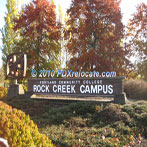Portland Community College Rock Creek