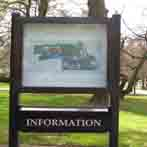 Reed College Sign