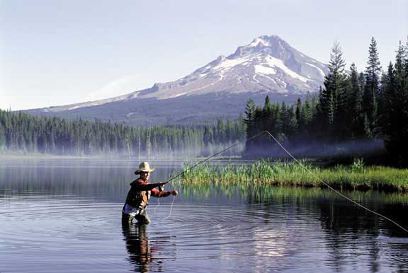 Relocate to sandy oregon relocation information for Sandy river fishing