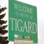 Welcome to Tigard