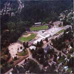 West Linn, Oregon West Linn High School from a Sky View