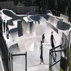 West Linn, Oregon Skate Park